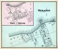 Oceanic, Fair Haven, New Jersey Coast 1878